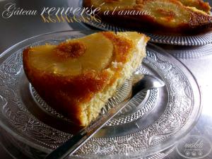 Read more about the article Gâteau renversé à l'ananas