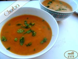 Chorba aux légumes – Soupe traditionnelle algérienne