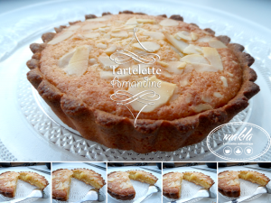 Read more about the article Tartelette Amandine