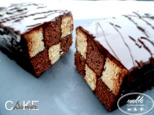Cake damier