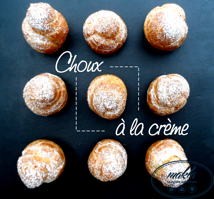 Read more about the article Choux à la crème