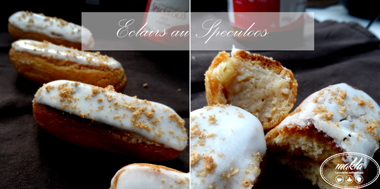Read more about the article Eclairs au Speculoos