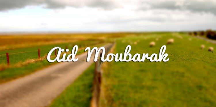Aïd Al adha Moubarak
