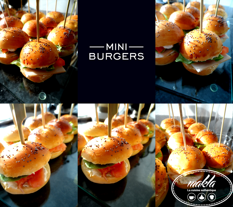 Read more about the article Mini burgers