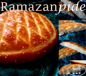 Ramazan pide – Pain turque