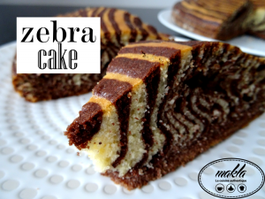 Read more about the article Zebra cake
