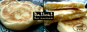 Batbout – Pain marocain