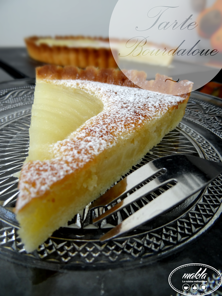 Read more about the article Tarte Bourdaloue