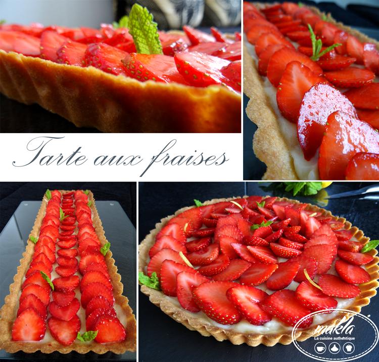 Read more about the article Tarte aux fraises