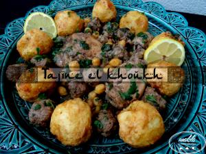 Tajine El khoukh