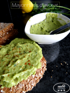 Read more about the article Mayonnaise d'avocat