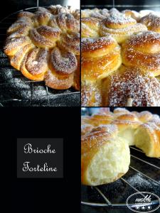 Brioche torteline