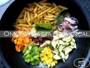 One pot pasta provençal