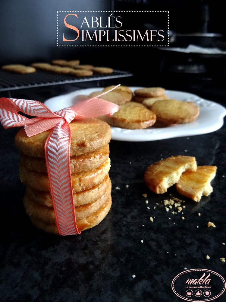 Read more about the article Sablés simplissimes   Méthode rapide pour des biscuits réguliers