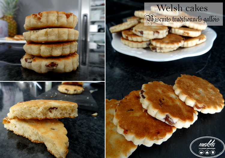 Read more about the article Welsh cakes – Biscuits traditionnels gallois