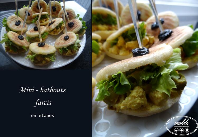 Read more about the article Mini batbouts farcis   Mesures exactes