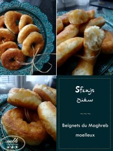 Sfenjs – Beignets du Maghreb moelleux