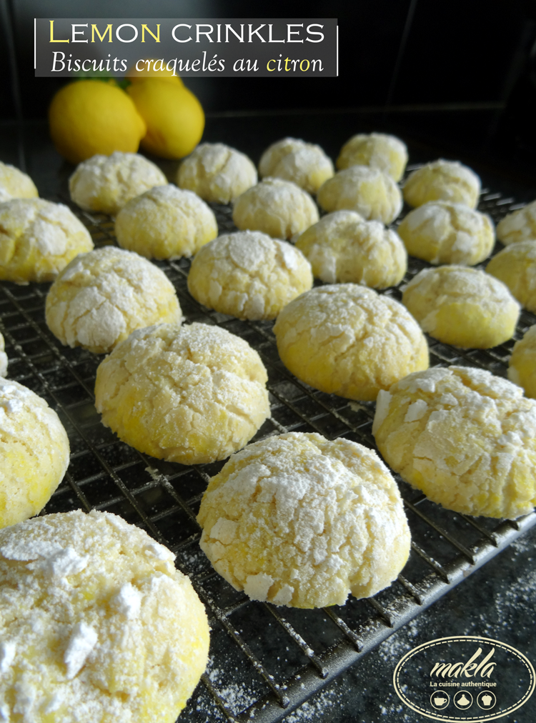 Read more about the article Crinkles au citron